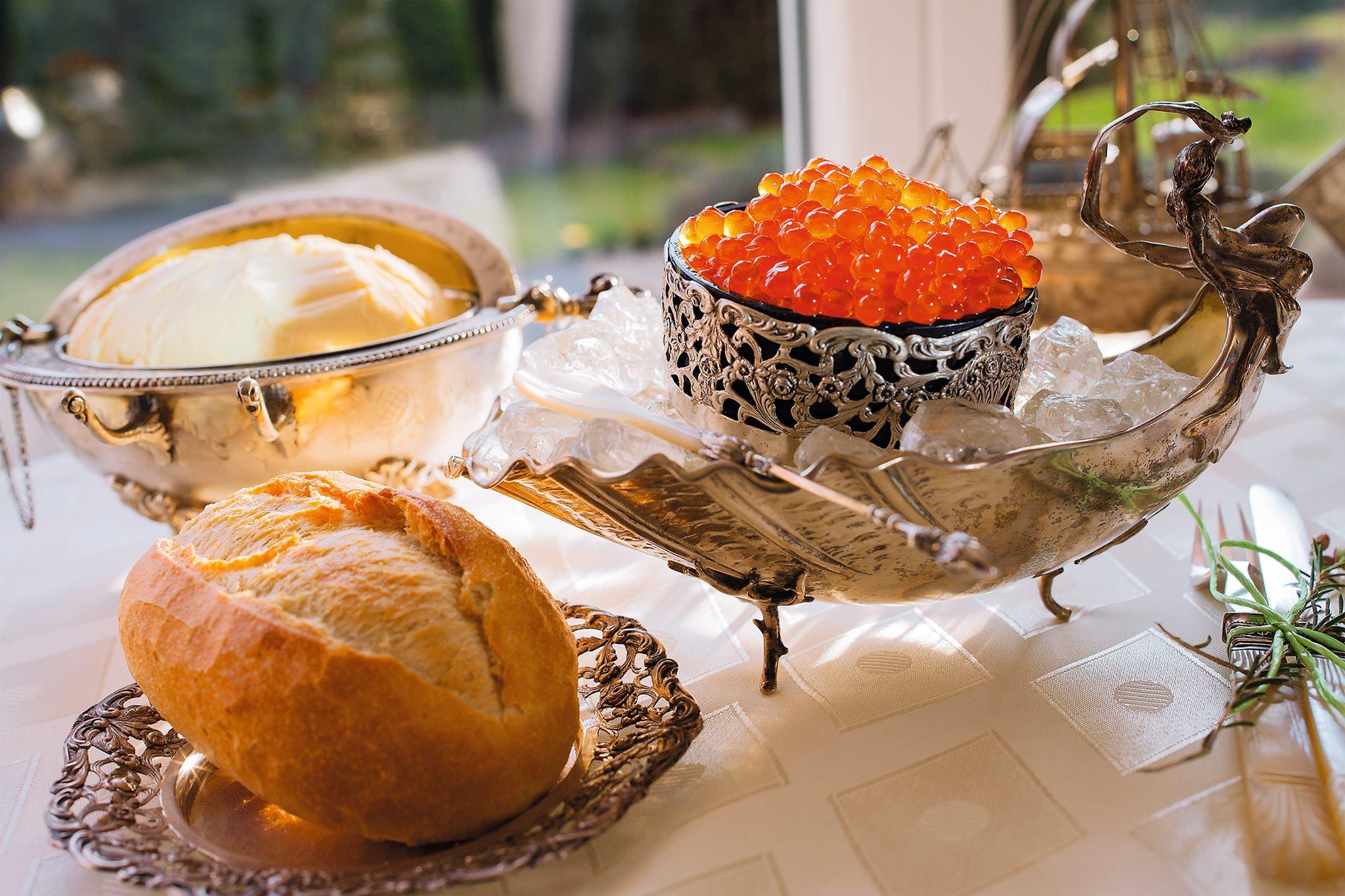 Restaurante ruso Caviar Rojo