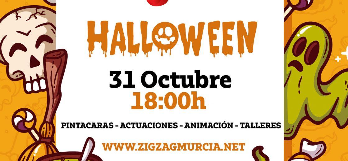 Fiesta de Halloween en ZigZag