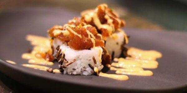 Sensu sushi&wine experience