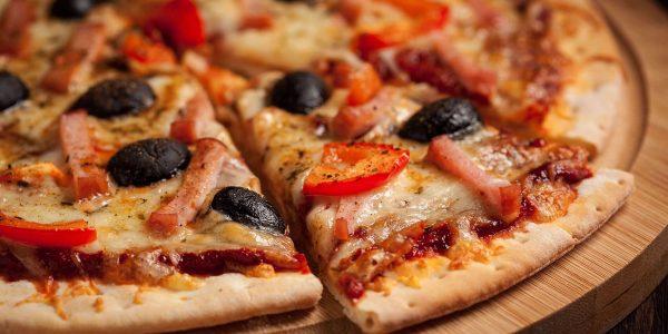 Pizza en La Pierotti de ZigZag Murcia